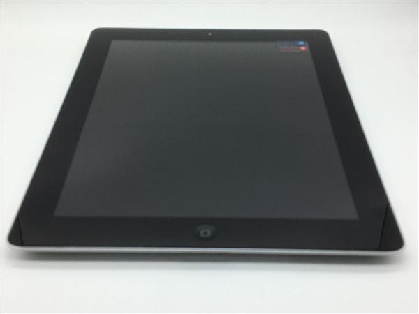 【中古】【安心保証】 iPad3 64GB Wi-Fiモデル ブラック