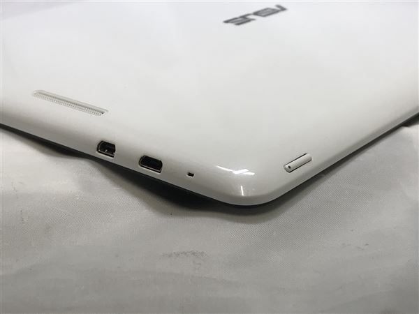 【中古】【安心保証】 ME301T[16G] クリスタルホワイト