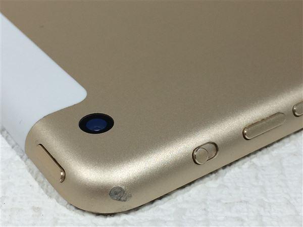 【中古】【安心保証】 au iPadmini-7.9_3[WiFi+4G 16] ゴールド