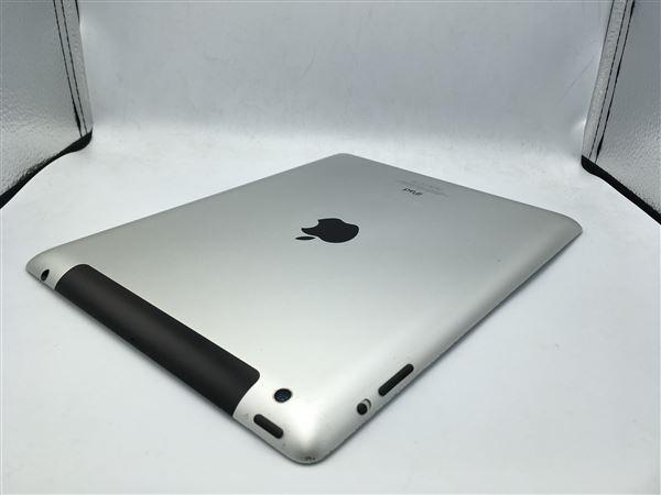【中古】【安心保証】 SoftBank iPad-9.7_4[セルラー16G] ホワイト