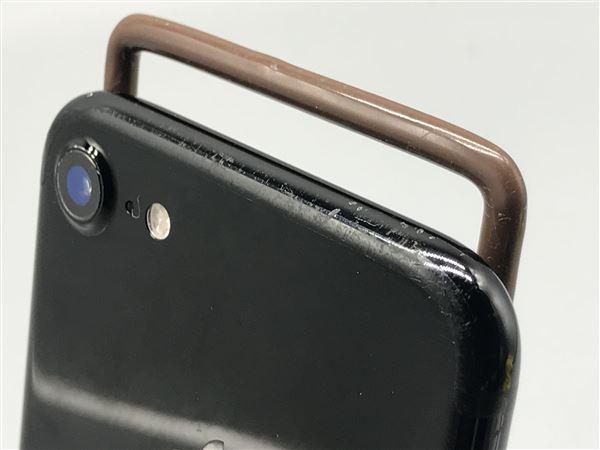 【中古】【安心保証】 docomo iPhone7[128G] ジェットブラック SIMロック解除済
