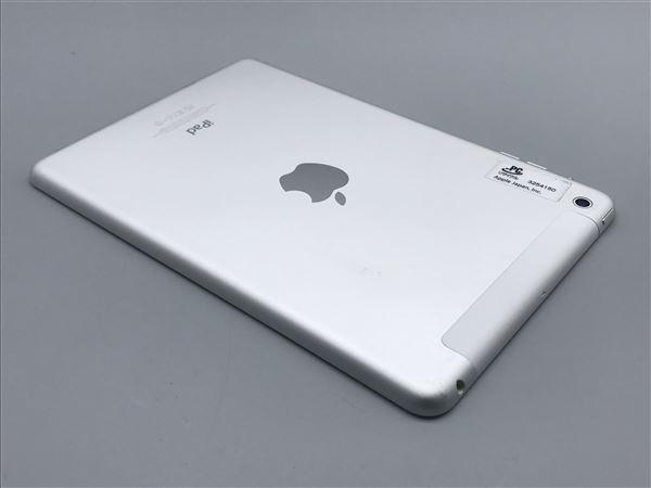 【中古】【安心保証】 au iPadmini-7.9_1[セルラー32G] ホワイト