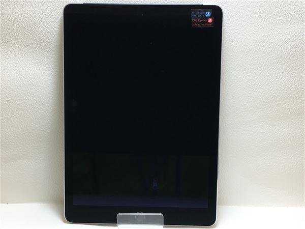 【中古】【安心保証】 SoftBank iPadAir-9.7_2[64G4G] グレイ