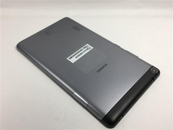 【中古】【安心保証】 MediaPad T3 7[16GWiFi] スペースグレイ