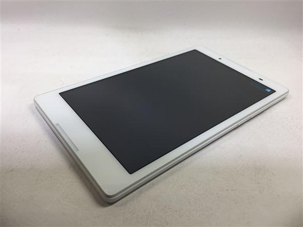 【中古】【安心保証】 Y!mobile Lenovo TAB 3 602LV ポラールホワイト