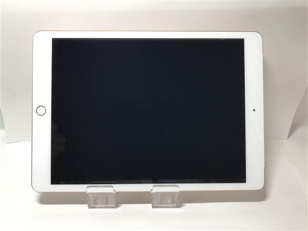 【中古】【安心保証】 SoftBank iPad-10.2_7[セルラー32G] ゴールド