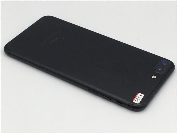 【中古】【安心保証】 SoftBank iPhone7Plus[256G] ブラック
