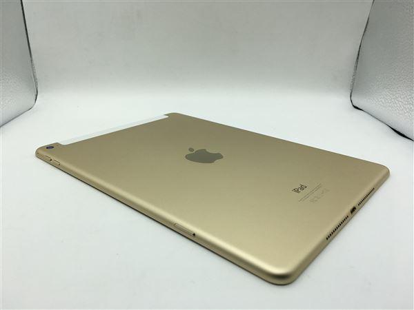 【中古】【安心保証】 iPadAir 9.7インチ 第2世代 32GB セルラー au ゴールド