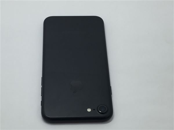 【中古】【安心保証】 Y!mobile iPhone7[32G] ブラック