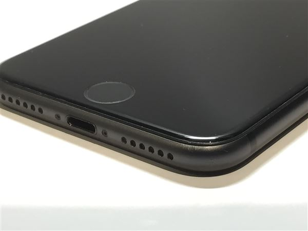【中古】【安心保証】 au iPhone8[64G] スペースグレイ【特価品】