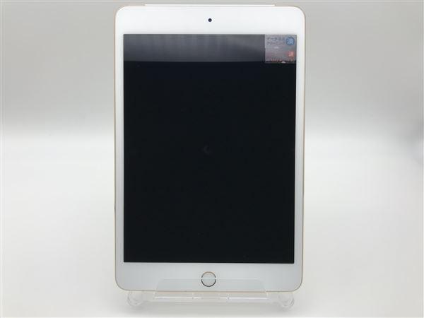 【中古】【安心保証】 SoftBank iPadmini-7.9_4[セルラー16G] ゴールド