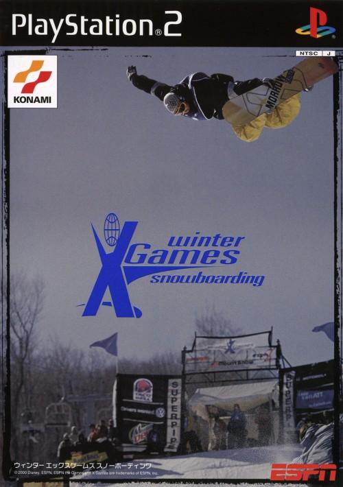 【中古】ESPN Winter X Games Snowboarding