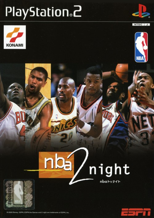 【中古】ESPN NBA 2Night