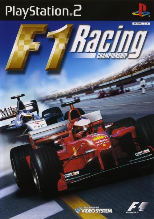 【中古】F1 Racing Championship