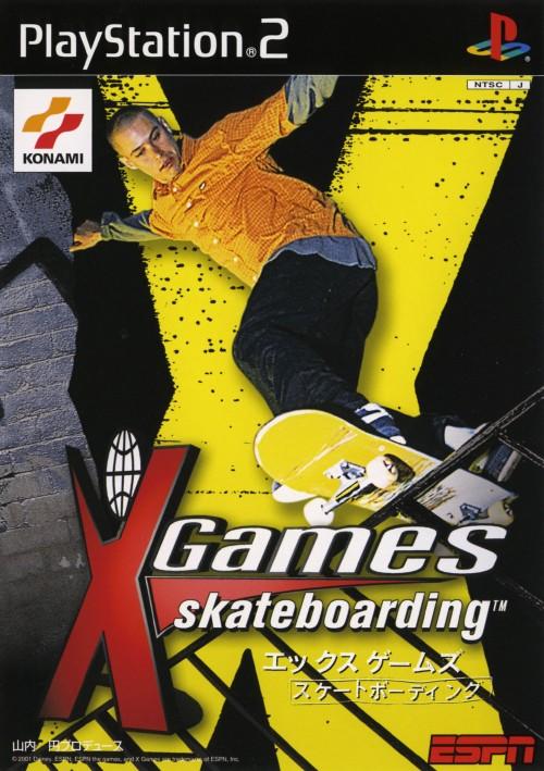 【中古】ESPN X Games Skateboarding