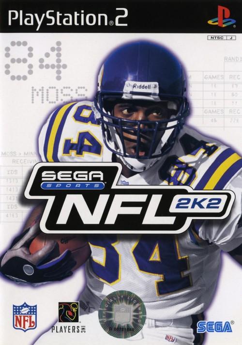 【中古】NFL 2K2