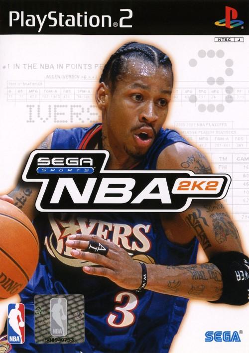 【中古】NBA 2K2
