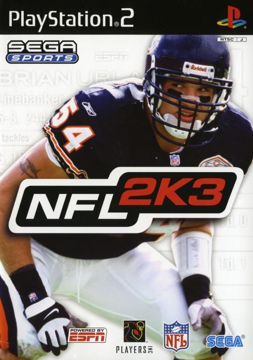 【中古】NFL 2K3