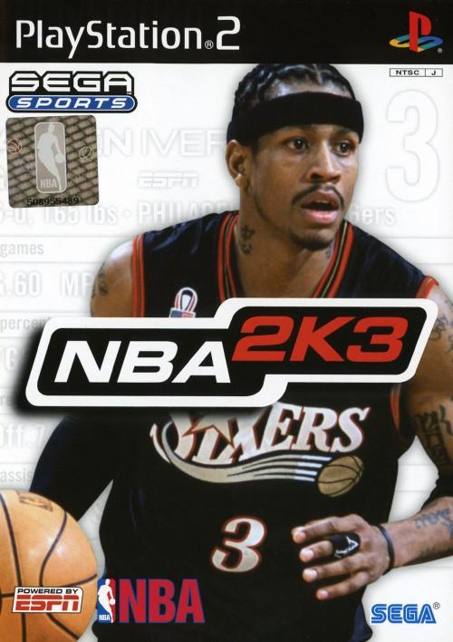 【中古】NBA 2K3