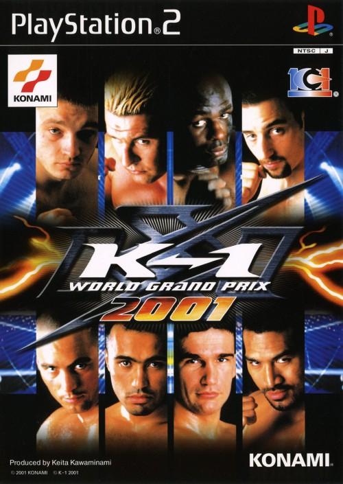 【中古】K−1 WORLD GRAND PRIX 2001