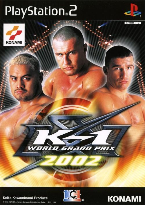 【中古】K−1 WORLD GRAND PRIX 2002