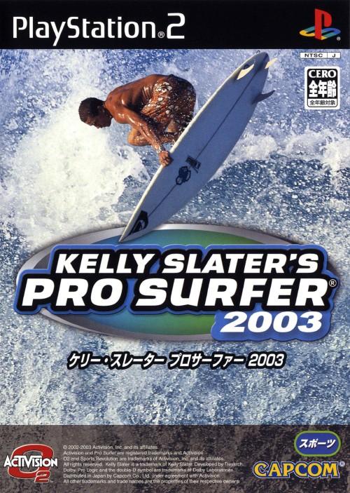 【中古】ケリー・スレーター プロサーファー2003