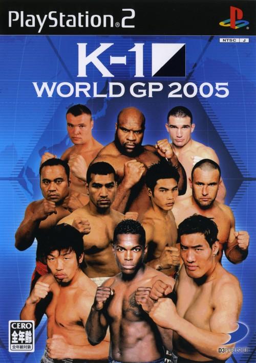 【中古】K−1 WORLD GP 2005