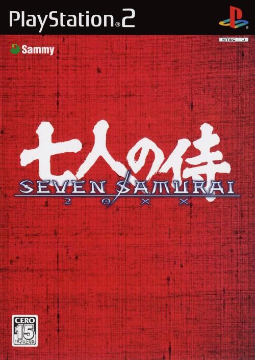 【中古】SEVEN SAMURAI 20XX