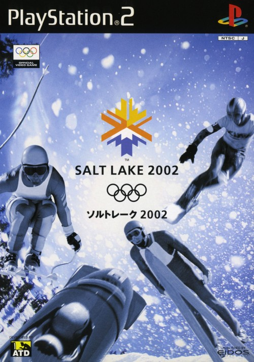 【中古】ソルトレーク2002
