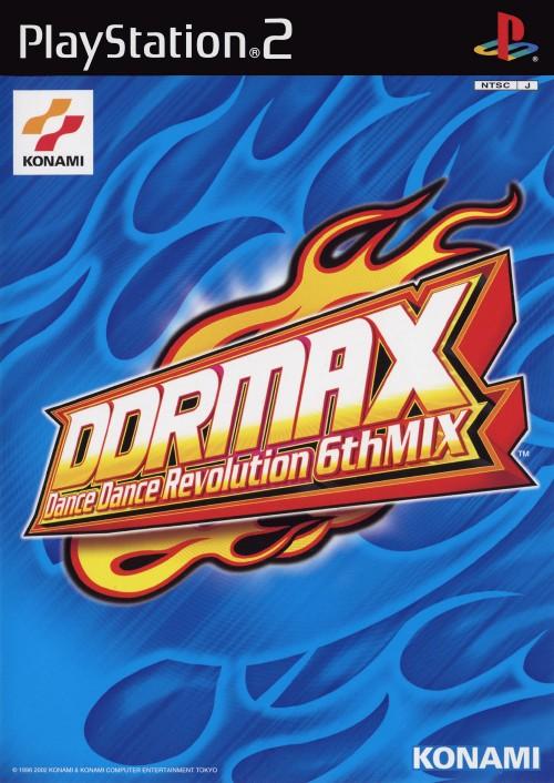 【中古】DDRMAX −Dance Dance Revolution 6thMIX−