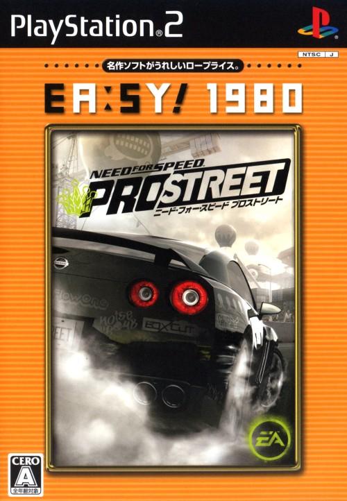 【中古】ニード・フォー・スピード プロストリート EA:SY!1980