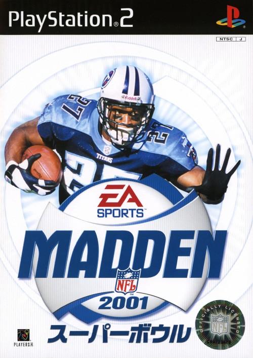 【中古】MADDEN NFL スーパーボウル2001