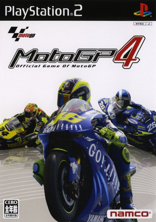 【中古】MotoGP4