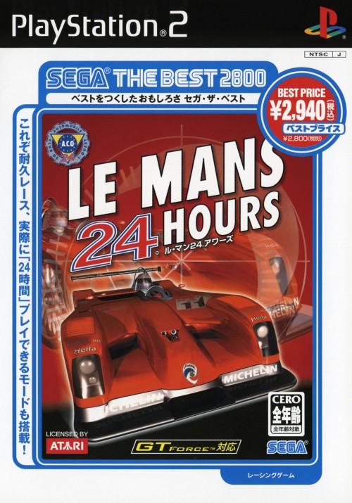 【中古】LE MAN 24 HOURS SEGA THE BEST 2800