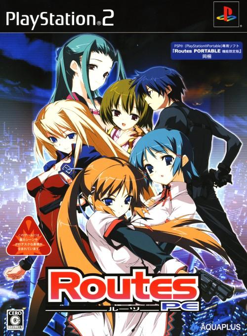 【中古】Routes PE (限定版)