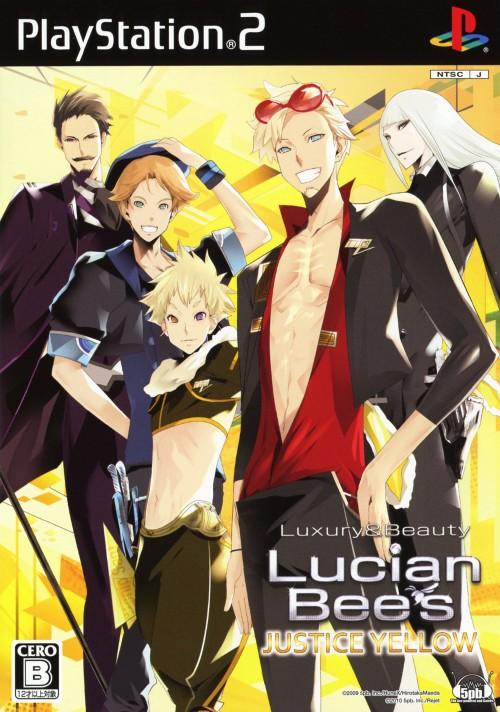 【中古】LucianBee's JUSTICE YELLOW