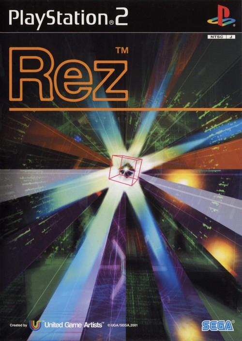 【中古】Rez