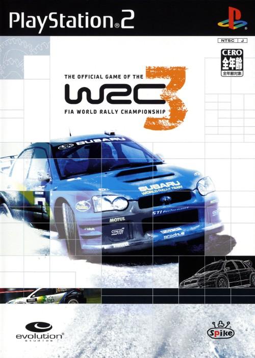【中古】WRC3