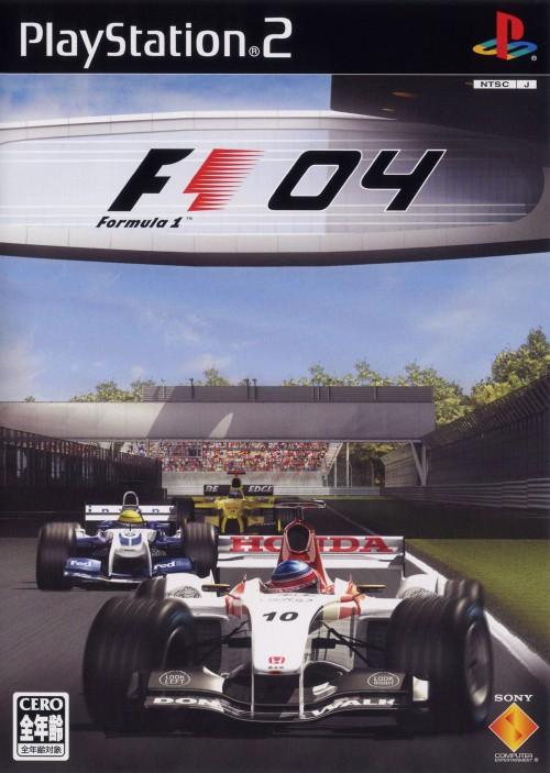 【中古】Formula One 2004