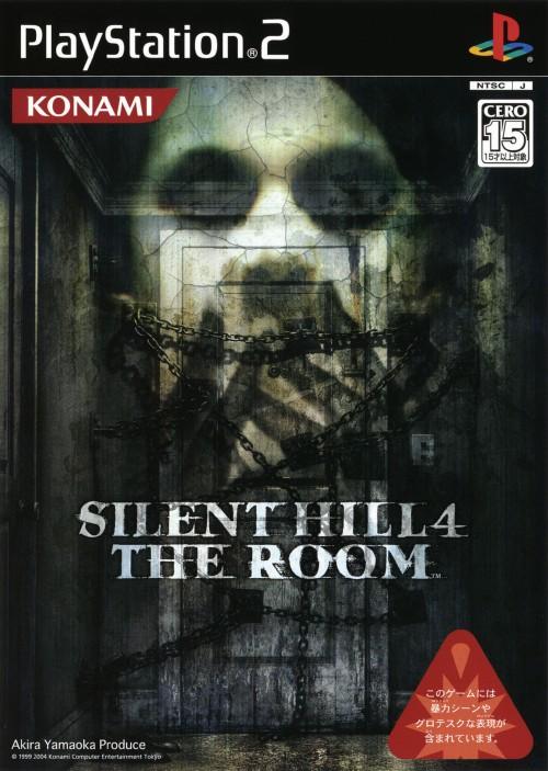 【中古】SILENT HILL4 −THE ROOM−