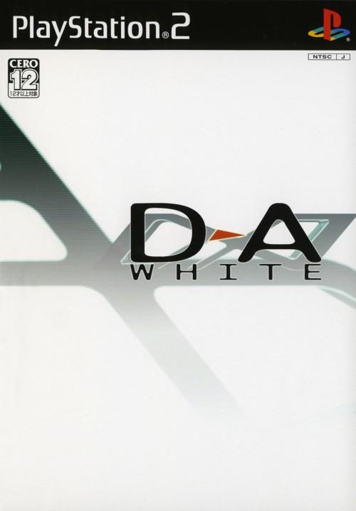 【中古】D→A:WHITE