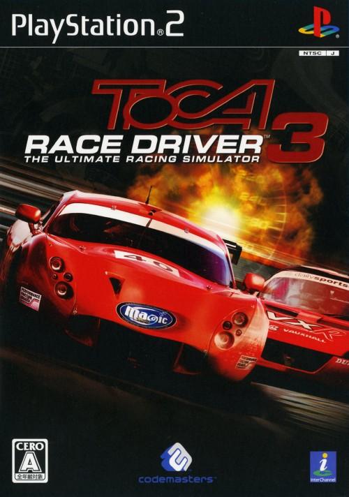 【中古】TOCA RACE DRIVER3 THE ULTIMATE RACING SIMULATOR