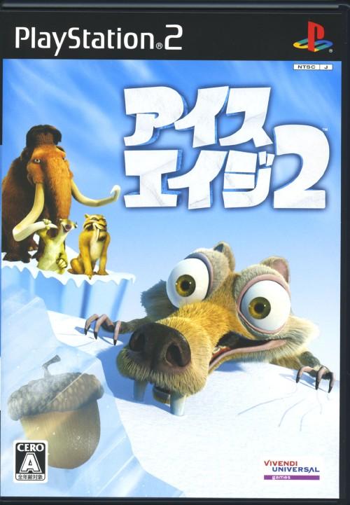 【中古】アイス・エイジ2 PlayStation2+DVD スペシャルパッケージ (限定版)