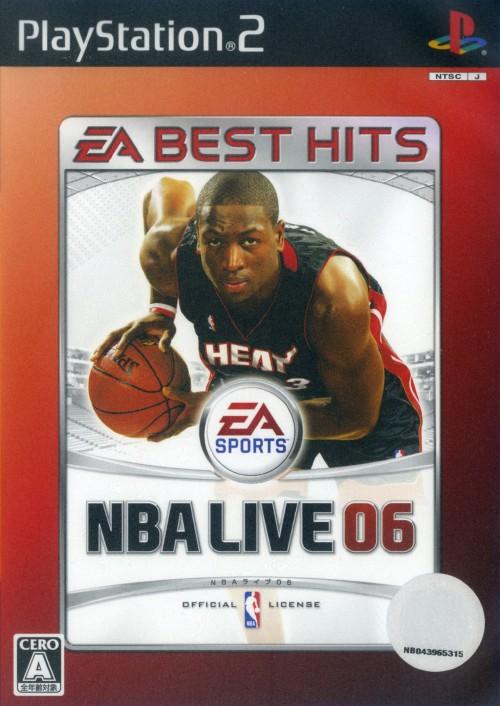 【中古】NBAライブ06 EA BEST HITS