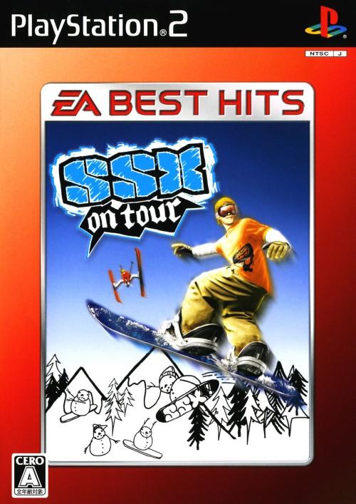 【中古】SSX On Tour EA BEST HITS