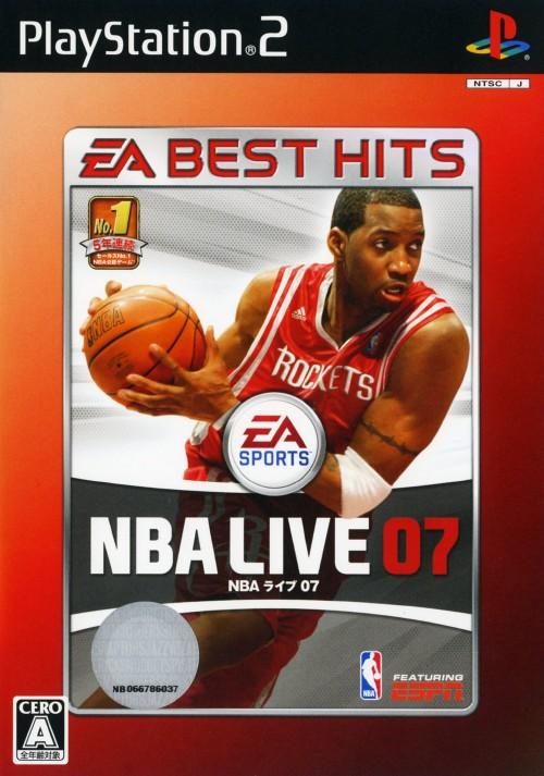 【中古】NBAライブ07 EA BEST HITS
