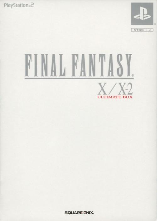 【中古】ファイナルファンタジーX/X−2 ULTIMATE BOX