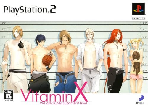 【中古】VitaminX LIMITED EDITION (限定版)
