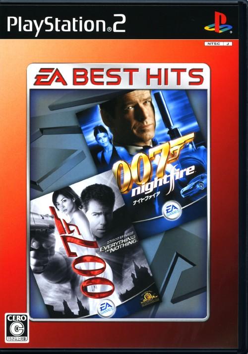 【中古】007 ナイトファイア&007 エブリシング オア ナッシング EA BEST HITS