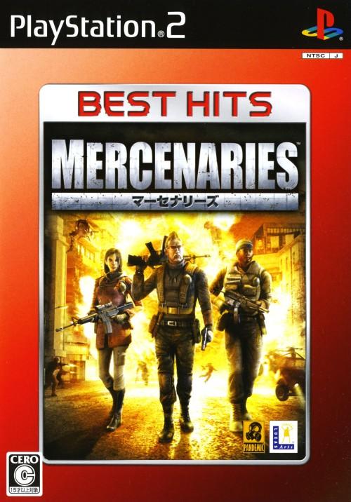 【中古】マーセナリーズ EA BEST HITS